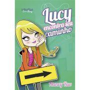 Livro Lucy Encontra Seu Caminho - Produto Reembalado