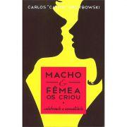Livro Macho e Fêmea os Criou