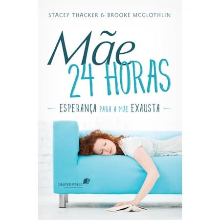 Livro Mãe 24 horas