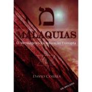 Livro Malaquias - O Mensageiro Da Adoração Corrupta + CD