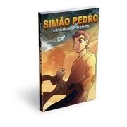 Livro Mangá Simão Pedro