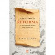 Livro Manifesto da Reforma - Sua Parte no Plano de Deus para Mudar as Nações Hoje