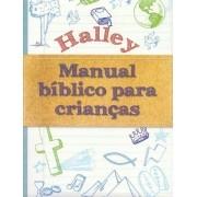 Livro Manual Bíblico Halley para Crianças