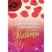 Livro Manual de Primeiros Socorros para Ministério com Mulheres