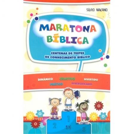 Livro Maratona Bíblica