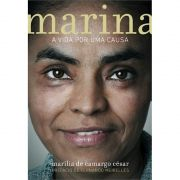 Livro Marina - A Vida Por Uma Causa
