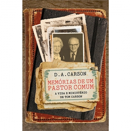 Livro Memórias De Um Pastor Comum