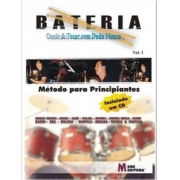 Livro Método de Bateria Vol. 1