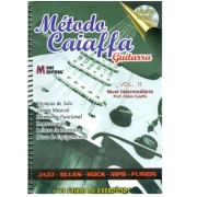 Livro Método de Guitarra Caiaffa vol.2