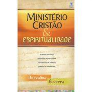 Livro Ministério Cristão & Espiritualidade