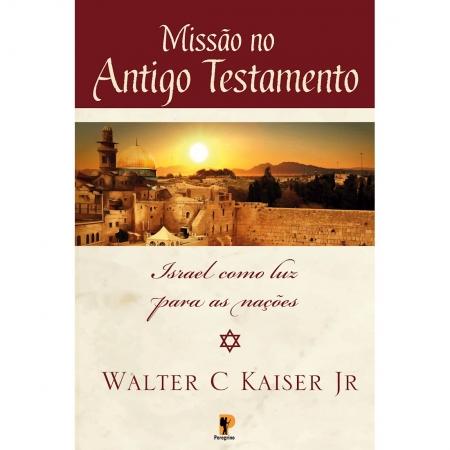 Livro Missão no Antigo Testamento
