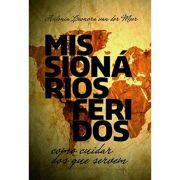 Livro Missionários Feridos