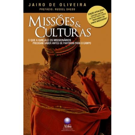 Livro Missões e Culturas