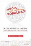 Livro Missões Para um Mundo Globalizado