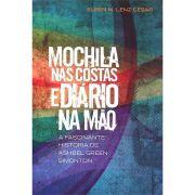 Livro Mochila nas Costas e Diário na Mão
