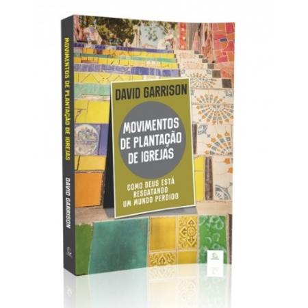 Livro Movimentos de Plantação de Igrejas