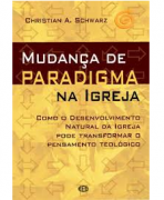 Livro Mudança de Paradigma na Igreja- Produto Reembalado