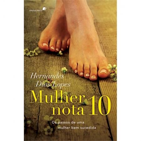 Livro Mulher Nota 10