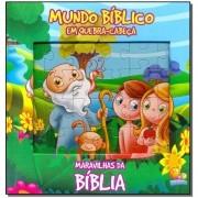 Livro Mundo Bíblico em quebra-cabeça: Maravilhas da Bíblia