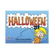 Livro Não Ao Halloween - Kit Completo