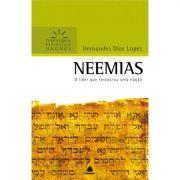 Livro Neemias   Comentários Expositivos Hagnos