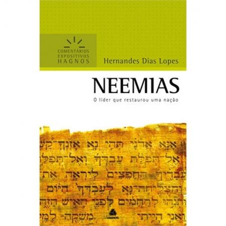 Livro Neemias | Comentários Expositivos Hagnos