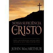 Livro Nossa Suficiência em Cristo