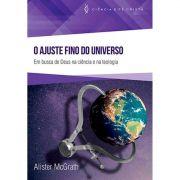 Livro O Ajuste Fino do Universo