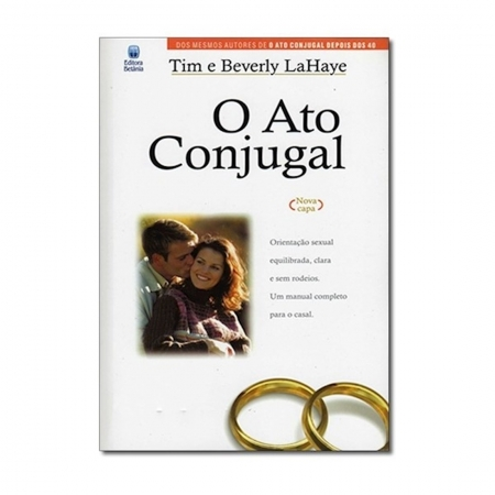 Livro O Ato Conjugal