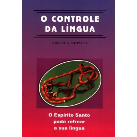 Livro O Controle da Língua