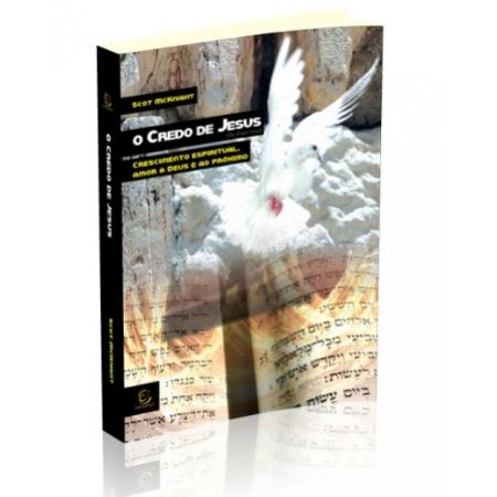Livro O Credo de Jesus - Produto reembalado