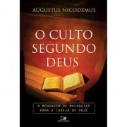 Livro O Culto Segundo Deus