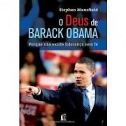 Livro O Deus de Barack Obama