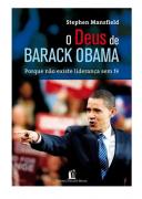 Livro O Deus de Barack Obama - Reembalado