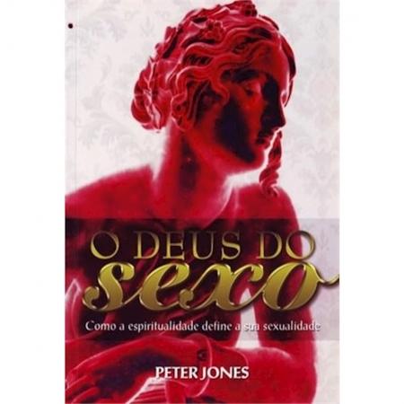Livro O Deus do Sexo