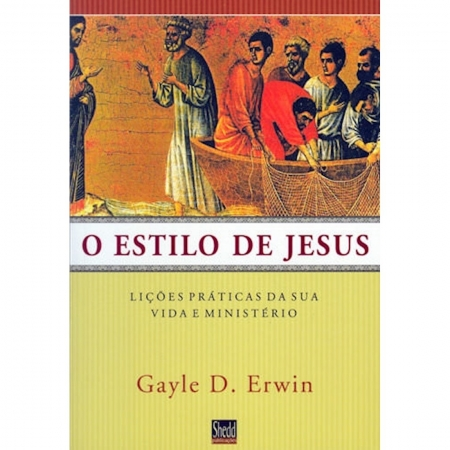 Livro O Estilo de Jesus