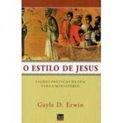 Livro O Estilo de Jesus - Produto Reembalado