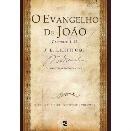 Livro O Evangelho de João - Capítulos 1?12
