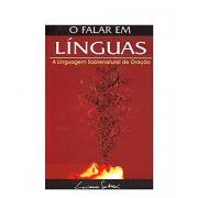 Livro O Falar em Línguas