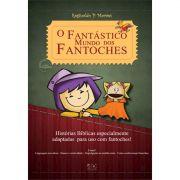 Livro O Fantástico Mundo dos Fantoches