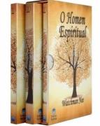 Livro O Homem Espiritual Box - Vol. 01, 02 e 03