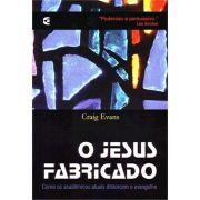 Livro O Jesus Fabricado