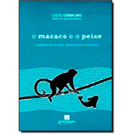 Livro O Macaco E O Peixe