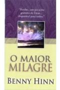 Livro O Maior Milagre