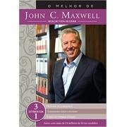 Livro O melhor de John C. Maxwell
