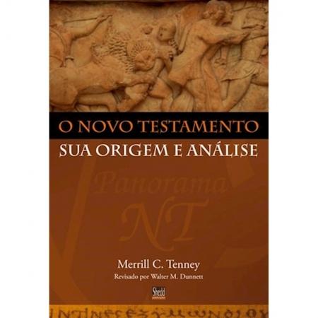 Livro O Novo Testamento - Sua Origem e Análise