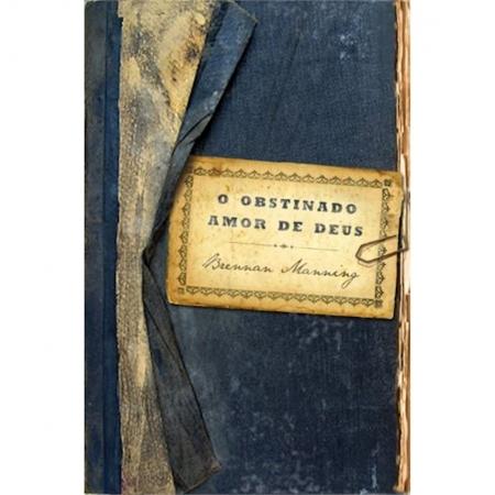 Livro O Obstinado Amor de Deus