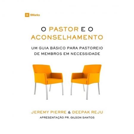 Livro O Pastor e o Aconselhamento