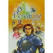 Livro O Peregrino em Mangá Capa Dura