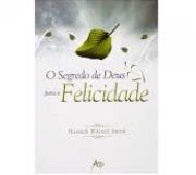 Livro O Segredo de Deus para a Felicidade